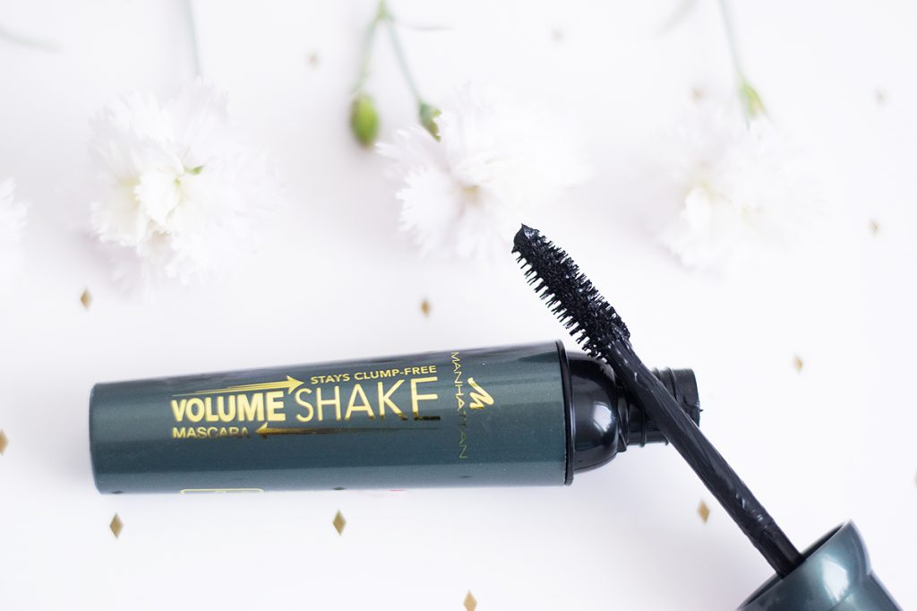 Volume Shake Mascara von MANHATTAN + GIVEAWAY