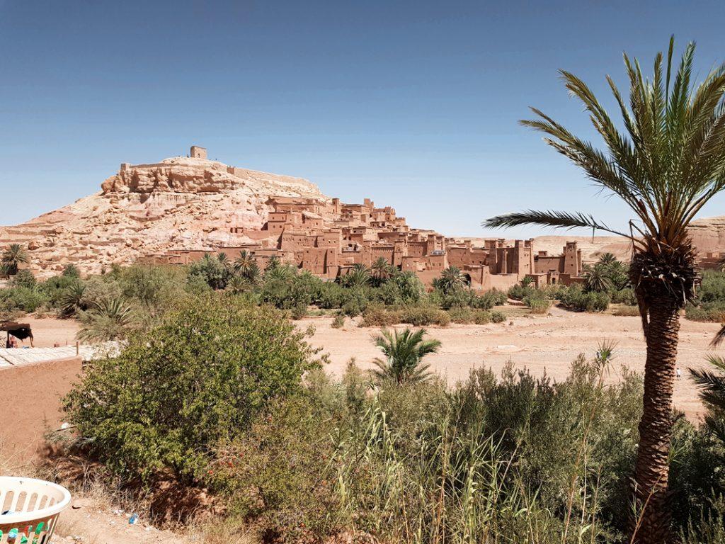 Marokko-Travel-Diary - Ait Ben Haddou