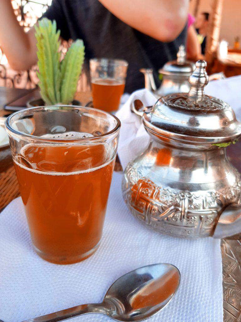 Marokko-Travel-Diary - MInz Tee