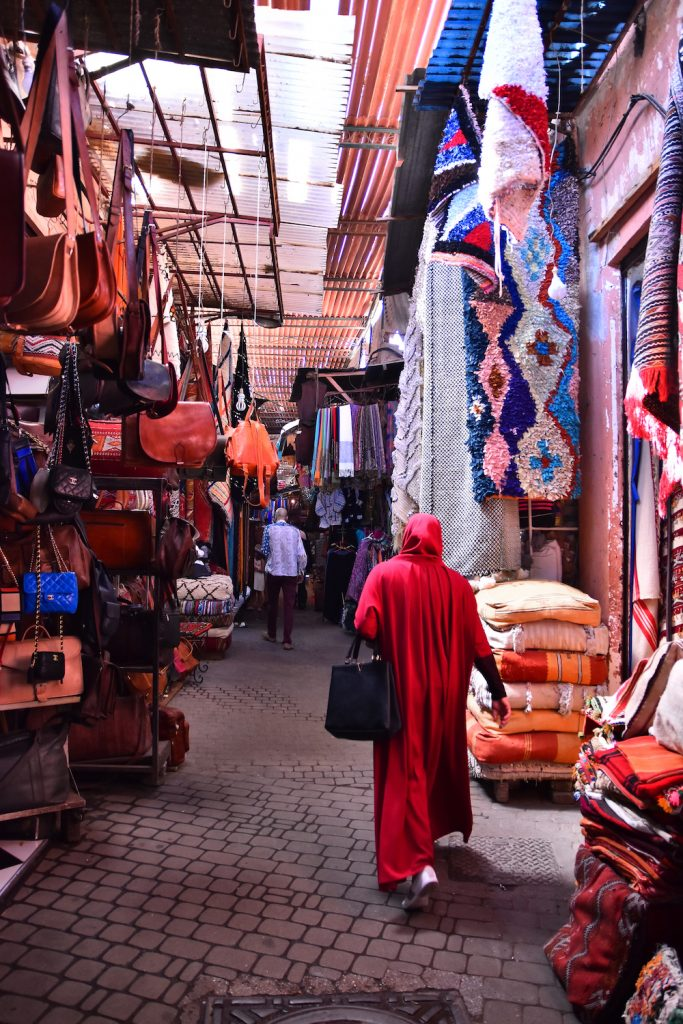 Marokko-Travel-Diary - Marrakesch's Souks